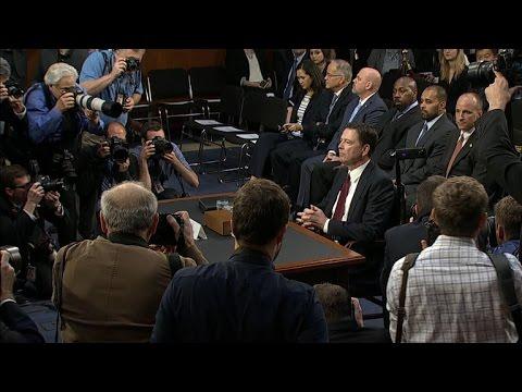 Analysis of James Comey's testimony