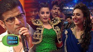 Inside Pictures:  Karan Patel, Anita Hassanandani, Divyanka Tripathi at Star Parivaar Awards