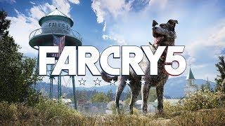 Far Cry 5 (15) Rozmowna Grace