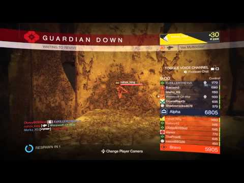 Destiny: Crucible Shores of Time HD PS4