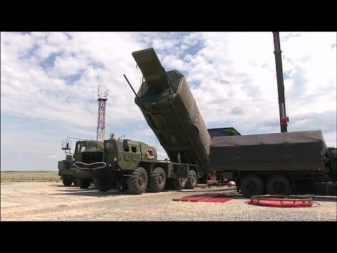 روسيا تنشر فيديوهات لإطلاق صواريخ نووية من الجيل الجديد…  - نشر قبل 24 دقيقة