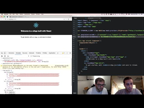 Introduction to Ethereum Smart Contract Development with Solidity (Part 2)