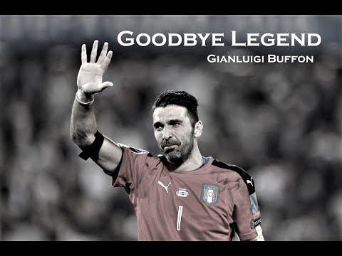 Gianluigi BUFFON - Goodbye LEGENDE ● 2017 | 1080p-60 (HD)