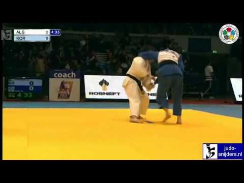 Soraya Haddad (ALG) - Kyung-Ok Kim (KOR) [-52kg]