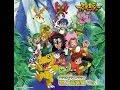 Digimon Adventure OST (Anime Original Soundtrack) - Part 1