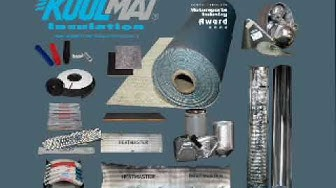 Koolmat Heat Insulation Products | Industrial & Automotive Industries