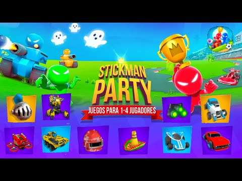 Stickman party UPDATE