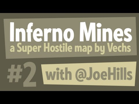 Upper Mines to Intersection 1 - Inferno Mines by Vechs, ep. 2