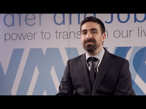 5/6 Interview with José Luis Martín - Masterclass Water & Jobs | We Are Water Foundation