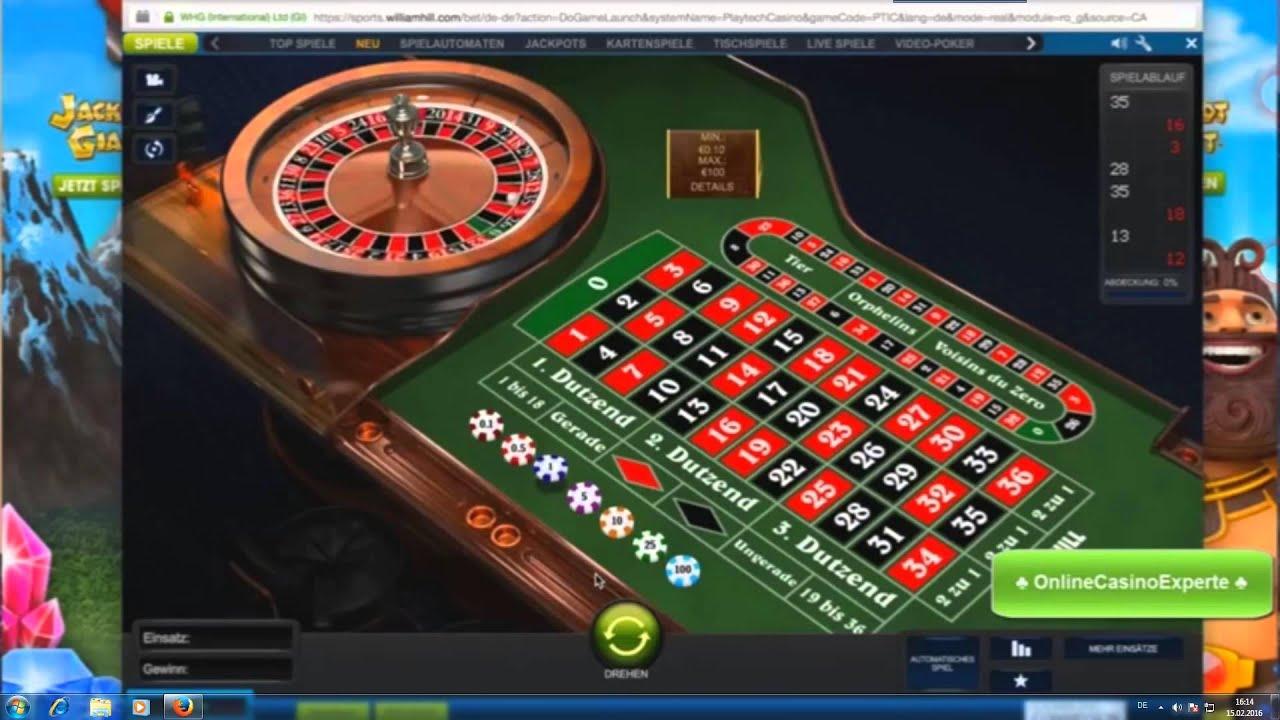 Casino Roulett Trick