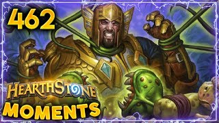 Never Luckerino!! | Hearthstone Daily Moments Ep. 462