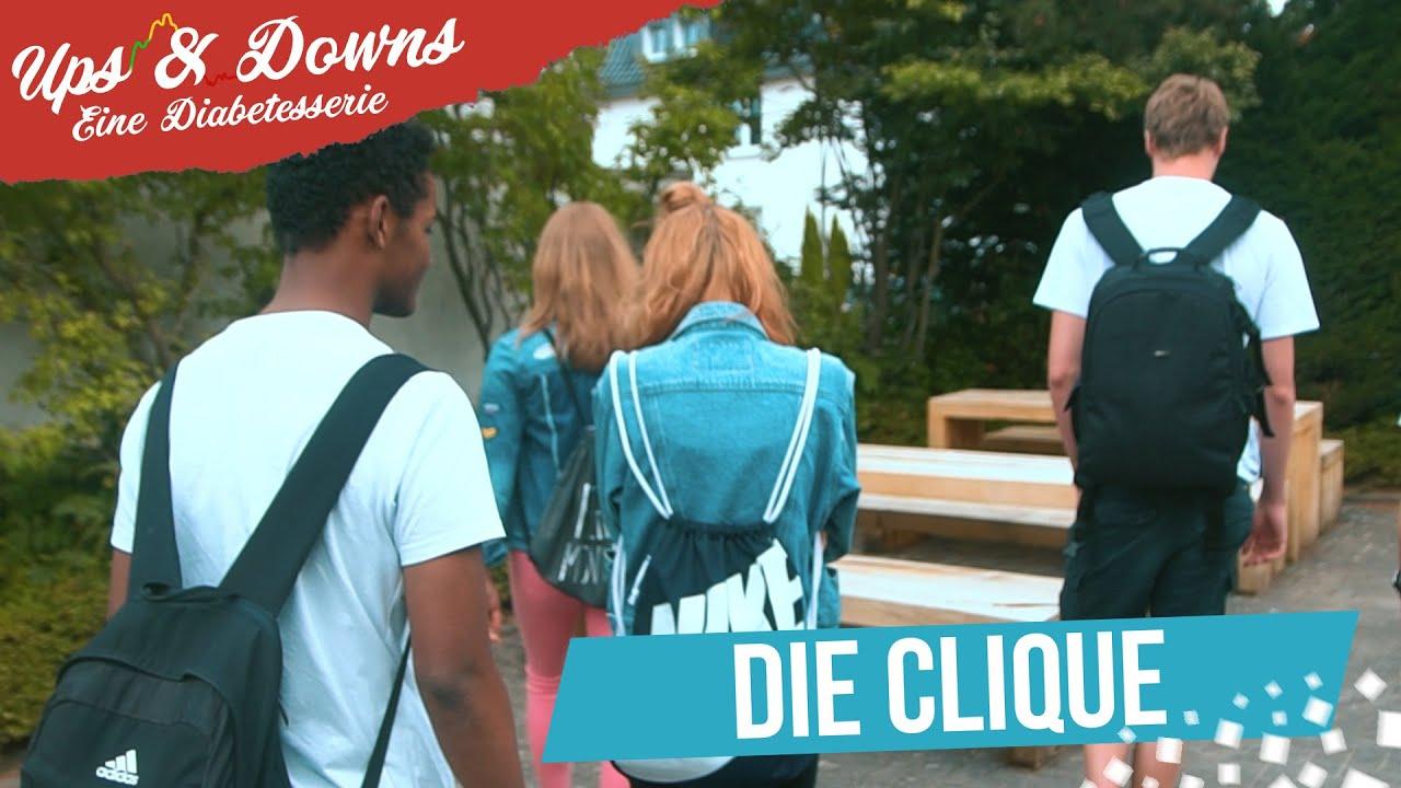 Die Clique - Ups & Downs (Folge 1)