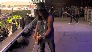 Slash - Sucker Train Blues @ T in the Park 2011 - HQ