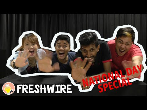 Fresh Wire Fresh Play: National Day Special