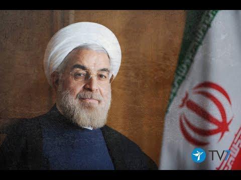 Jerusalem Studio: Iranian President Hassan Rohani's second term in office
