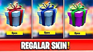 GIFT SKIN TO YOUR FRIENDS IN FORTNITE: Battle Royale New