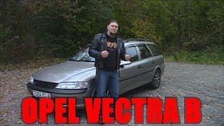 Обзор (тест-драйв) Opel Vectra B