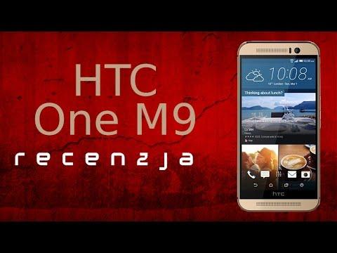 Recenzja HTC One M9 | TEST PL [Mobileo #114]
