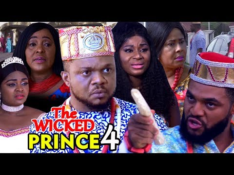 DOWNLOAD: The Wicked Prince Season 4 Latest Nigerian 2019 Nollywood Movie Mp4
