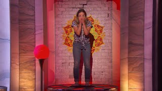 Can This 'Game of Games' Contestant's Memory Save Her from Going Through the Taj Mah Wall?