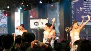 Wonder Girls (Live on MTV 3/10/09) - NOBODY