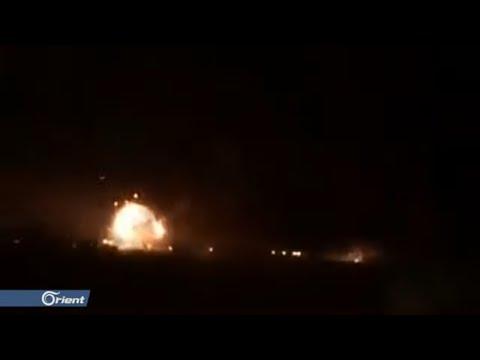 انفجارات تهز الحرس الثوري الإيراني وميليشياته الشيعية في البوكمال وحصيلة أولية تكشف عن 20 قتيلا  - 16:53-2019 / 9 / 9