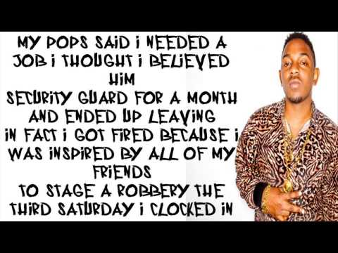 m A A d City  Kendrick Lamar Ft Mc Eiht Lyrics