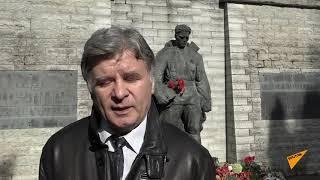 Выступление Посла России в Эстонии А Петрова в связи с 75 летием освобождения Таллина