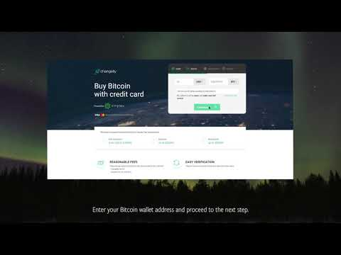 How to Buy Bitcoin for USD on Changelly - YouTube