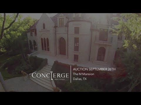 Look Video // M Mansion // Dallas Luxury Real Estate