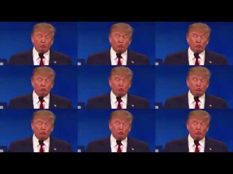 Donald Trump  Bing Bing Bong Bong Remix