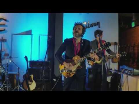 """""""Gypsy Lady"""" by El Twanguero, Gibson Guitar Showcase, Beverly Hills"""