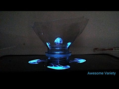 How to make a Hologram Projector for your Smartphone