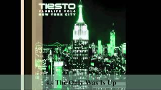 4.- The Only Was Is Up (Dj Tiësto - Club Life Vol.4 New York) [Descargar Álbum Completo]