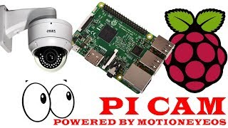 Tutorial | Creating a Home Made Surveillance System with a Raspberry Pi [MotioneyeOS] - Part 1