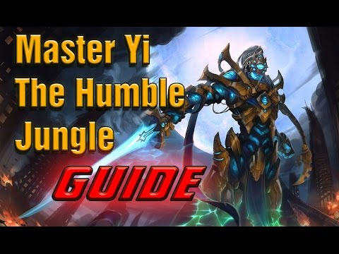 Download build guide how to play master yi jungle season 5 bad start