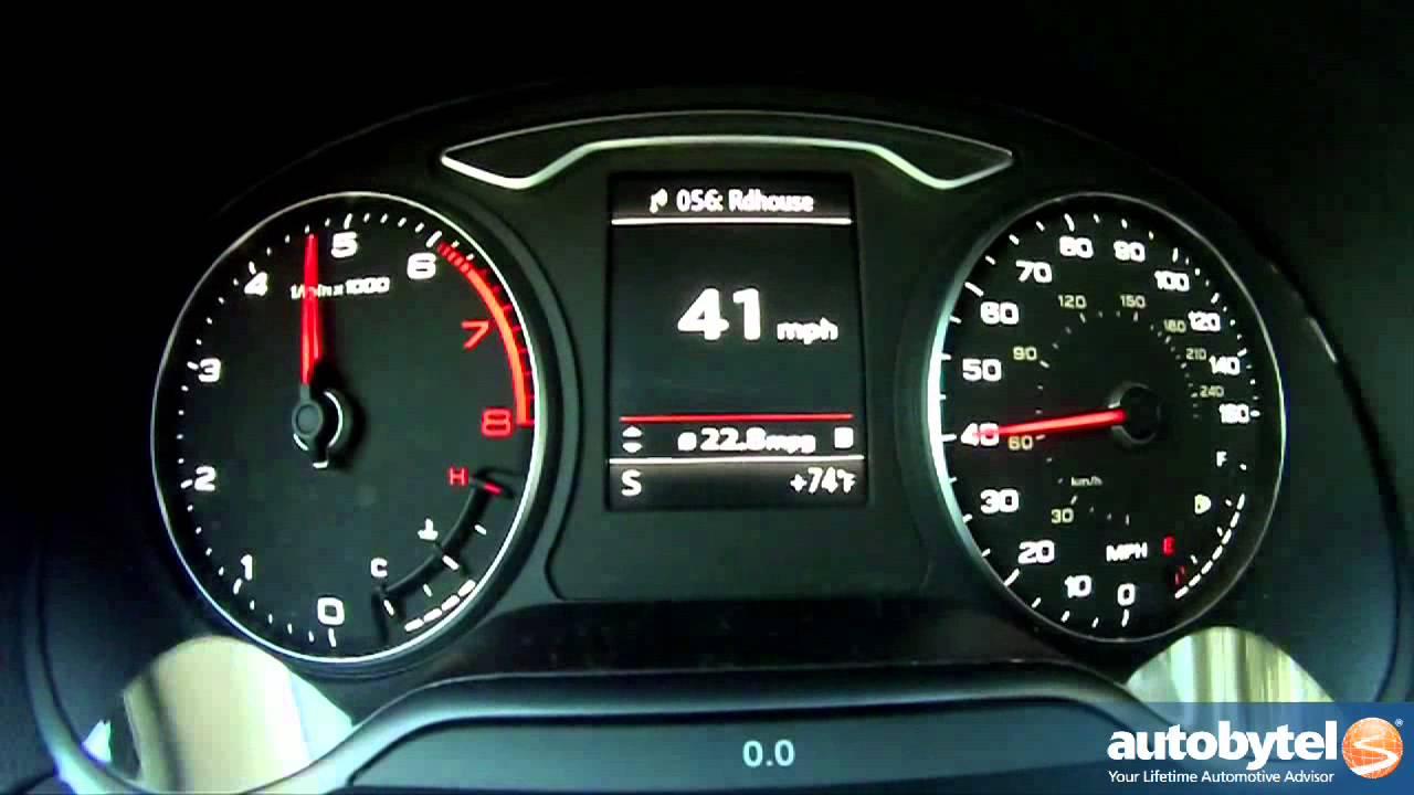 Audi A T MPH Acceleration Test Video FWD With DSG - Audi s3 0 60
