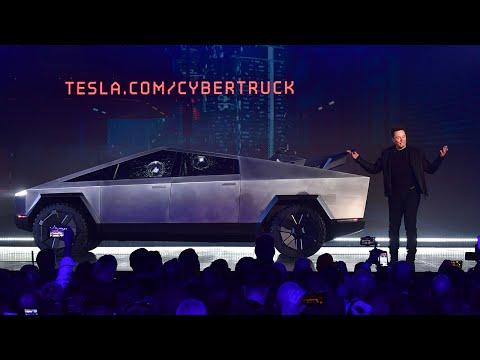 Josh - Tesla reveals new Cybertruck but has MASSIVE fail!
