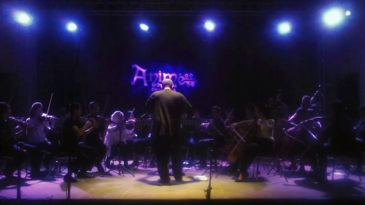 Close to The Edge (YES) - Animé String Orchestra - YouTube