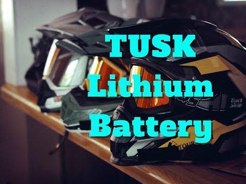 TUSK Lithium battery