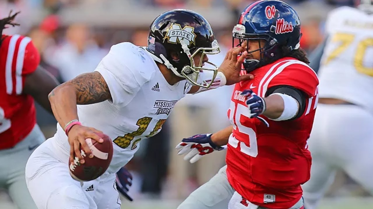 Mississippi State football knocked around early and often in loss to ...