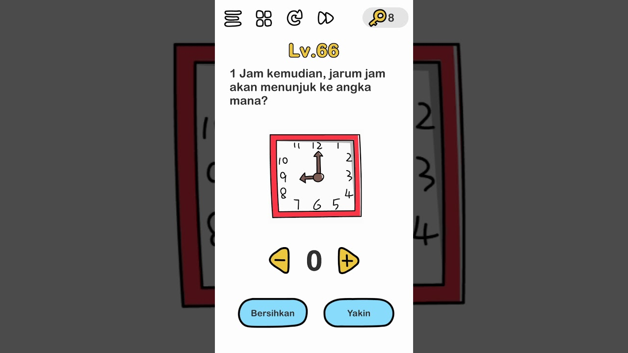 Kunci Jawaban Game Brain Out level 66 67 68 69 70 - YouTube