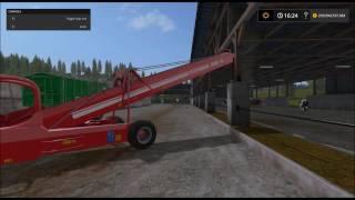 Farming Simulator 2017: Silage Feeding Trick