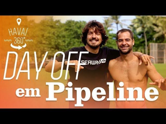 Day off e perrengue em Pipeline | Havaí 360º | Canal Off