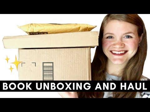 BOOK UNBOXING & HAUL | Classic Literature Galore