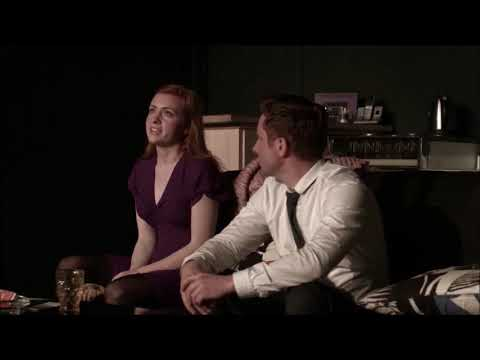 Howard Fine Master Class 2016 - 'Burn This' with Patrick Moonie and Jessica Stanley