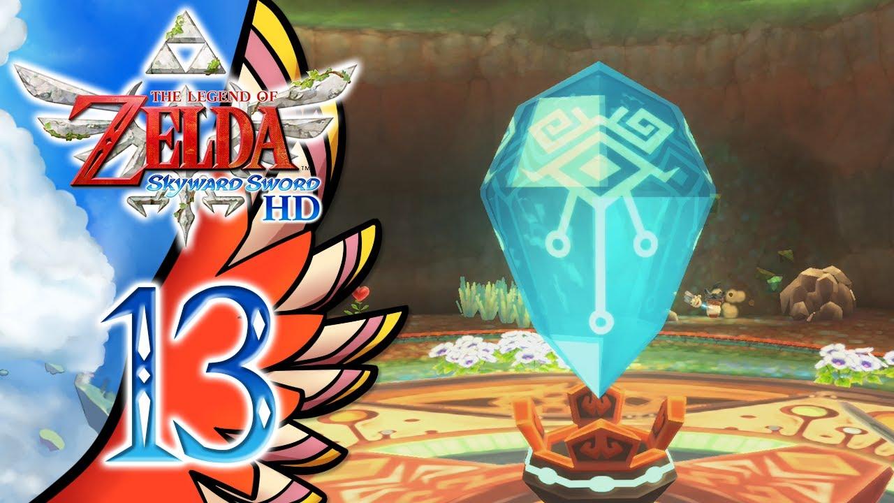 The Legend of Zelda: Skyward Sword HD ITA [Parte 13 - Deserto di Ranel]