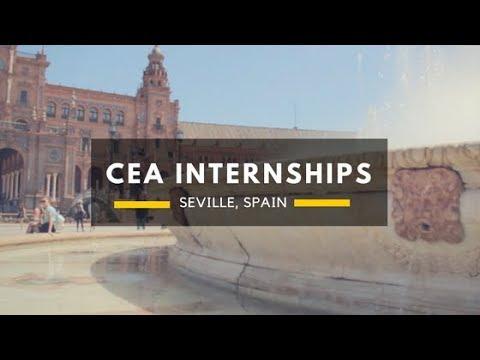 CEA Internships in Seville