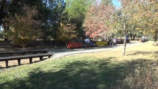 Sacramento Valley Live Steamers Fall Meet 2013
