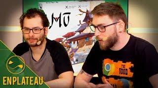 Découverte du jeu de société MU - En Plateau